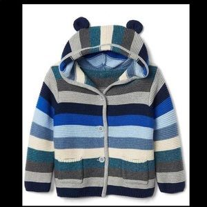 GAP baby Brennan bear sweater- 18-24 months